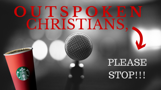 OUTSPOKEN CHRISTIANS,